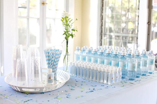 Outdoor baby shower ideas baby shower ideas themes - Decoracion para bautizo en casa ...