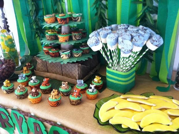 jungle safari baby shower baby shower ideas themes