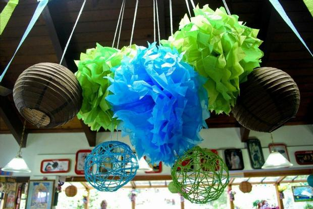 Owl baby boy shower baby shower ideas themes games for Baby shower owl decoration ideas