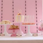 Pretty Pink and Chocolate Baby Shower