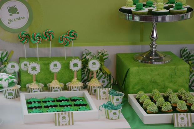Frog Themed Baby Shower Baby Shower Ideas Themes Games