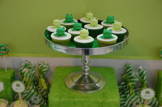 Baby Shower Themes Green ~ Frog themed baby shower baby shower ideas themes games