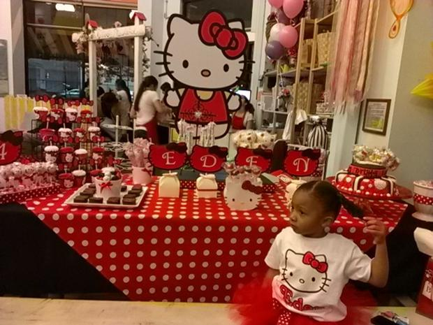 hello kitty party baby shower ideas themes games
