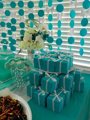 Little Baby Blue Baby Shower Baby Shower Ideas Themes