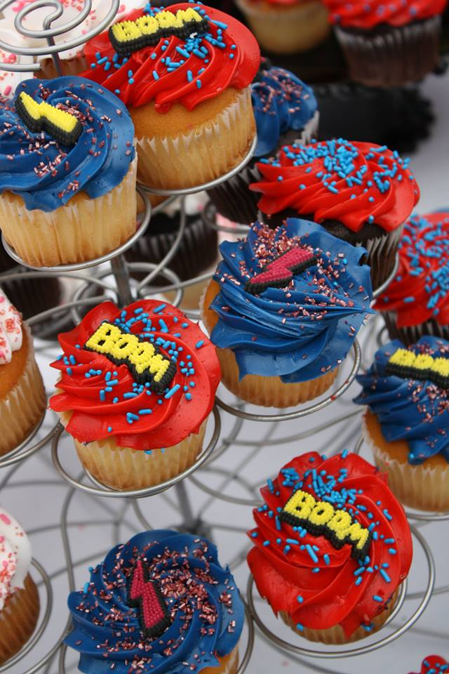 Princess S Amp Superheroes Birthday Party Baby Shower
