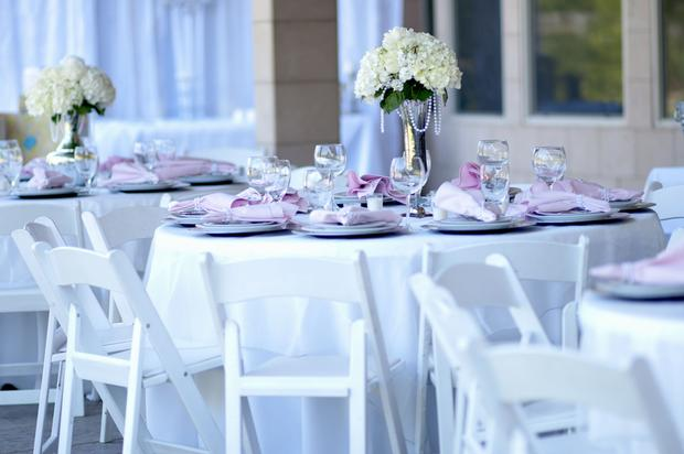 elegant baby shower table settings pictures to pin on pinterest
