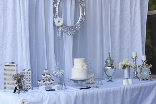 Vintage Baby Shower For Future Princess Elegant And Classy Baby