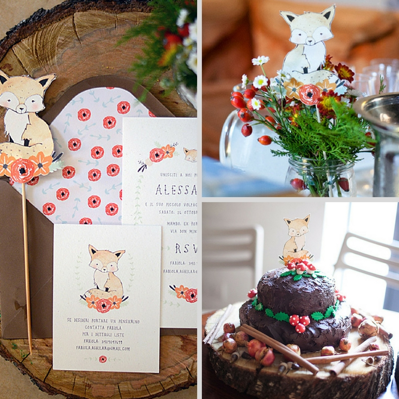Fox Themed Baby Shower Baby Shower Ideas Themes Games