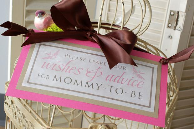 Thank You Gifts For Baby Shower Guests