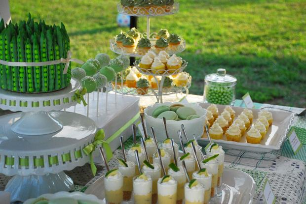 Green Pea Pod Baby Shower Ideas Baby Shower Ideas Amp Themes