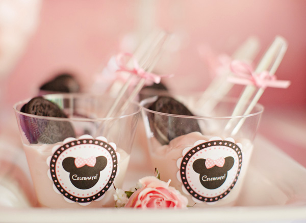 pink minnie mouse first birthday baby shower ideas themes games