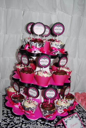 Sprinkled with Love Baby Shower - Baby Shower Ideas