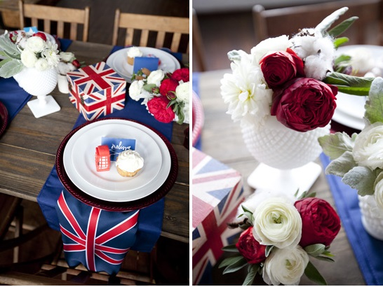 british-inspired-baby-shower-table-setting-idea - Baby Shower Ideas ...