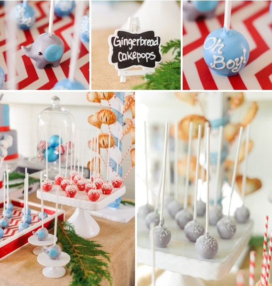 ... Elephant Baby Shower Theme