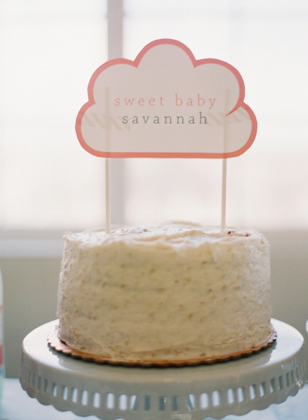 Cloud Themed Baby Shower Baby Shower Ideas Themes Games