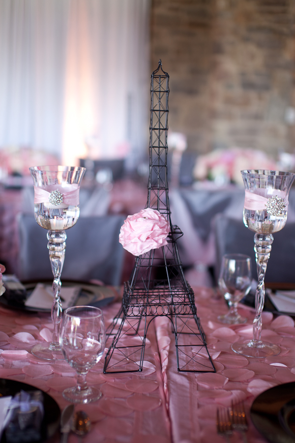 paris inspired baby shower decoration ideas