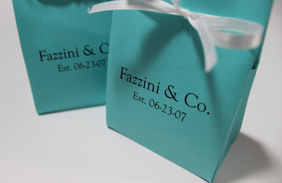 Tiffany inspired gift bags tiffany inspired personalized favor tiffany inspired gift bags tiffany inspired personalized favor bags gift bags negle Images