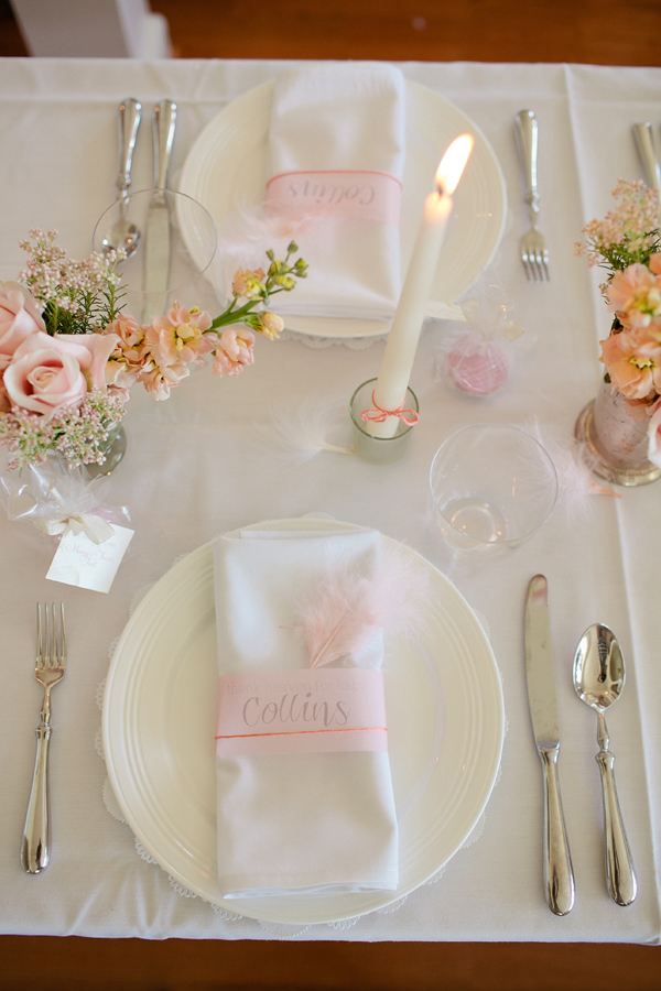 Little Angel Baby Shower - Baby Shower Ideas - Themes - Games