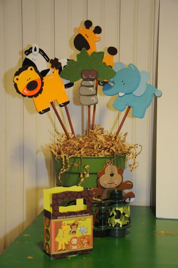 jungle out there themed baby shower baby shower ideas themes