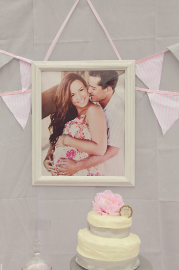 pretty in pink and gray baby shower baby shower ideas themes