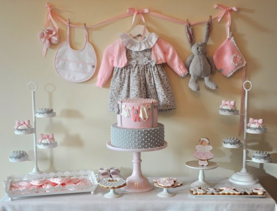Vintage Baby Shower For A Girl Diabetesmangfo