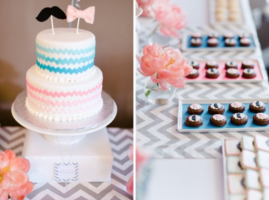 pink blue gender reveal baby shower ideas themes