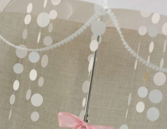 Pink Sprinkle Baby Shower decoration ideas