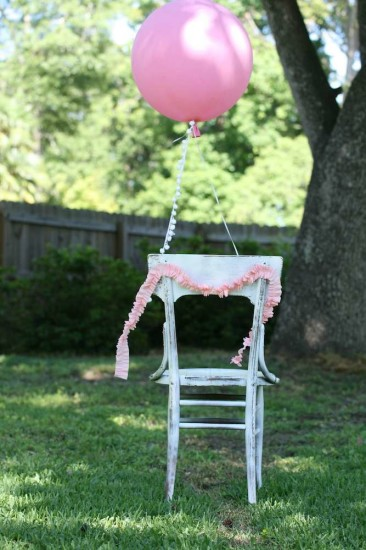 Pink Baby Sprinkle Shower decoration ideas