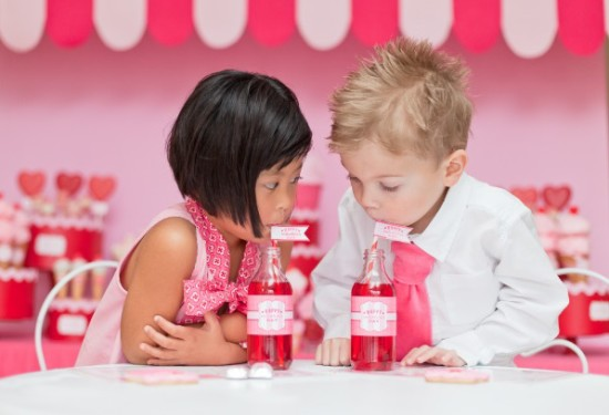 Retro Valentine's Day Party ideas