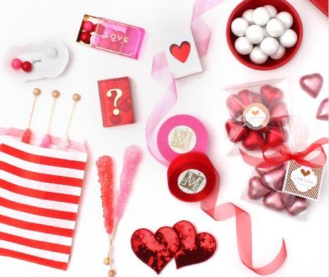 Baby Shower Ideas — Valentine\'s Day Baby Shower Ideas