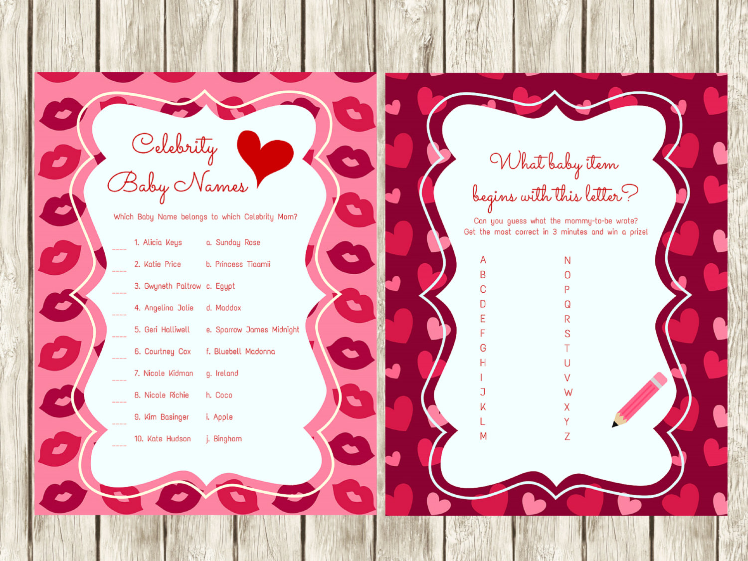 Valentines Day Baby Shower Games Valentine S Day Baby Shower Baby