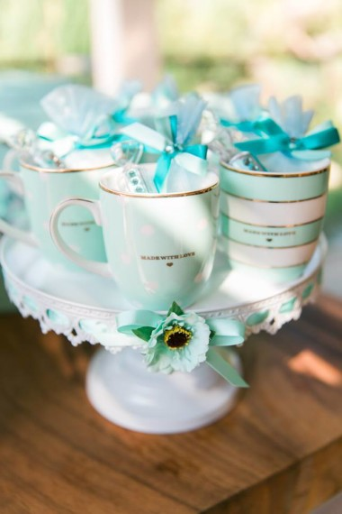 gorgeous baby boy shower - baby shower ideas - themes