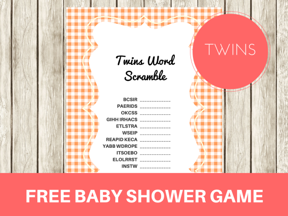 baby shower games for twins decorations baby shower ideas themes