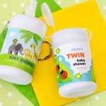 Baby Shower Favor Ideas for Twins