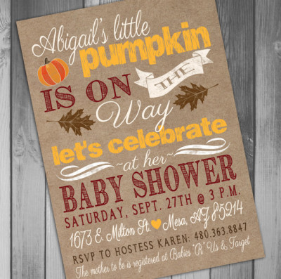 Fall Autumn Baby Shower Ideas Baby Shower Ideas Themes Games