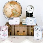 Baby, Welcome to the World Baby Shower Ideas