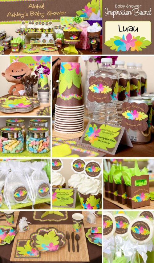 luau themed baby shower ideas baby shower ideas themes games