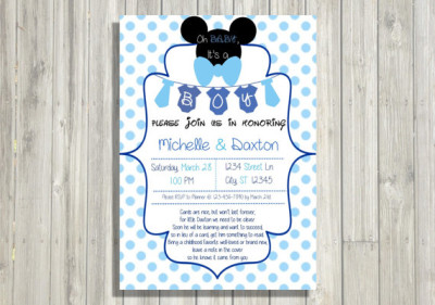 Mickey mouse baby shower ideas baby shower ideas themes games mickey mouse baby shower filmwisefo