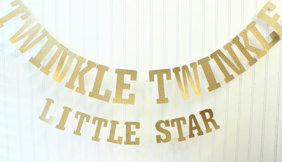 twinkle twinkle little star baby shower ideas lullaby