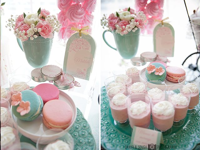 vintage pastel baby christening baby shower ideas themes games