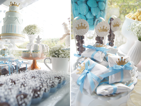 little prince baby shower ideas favor ideas