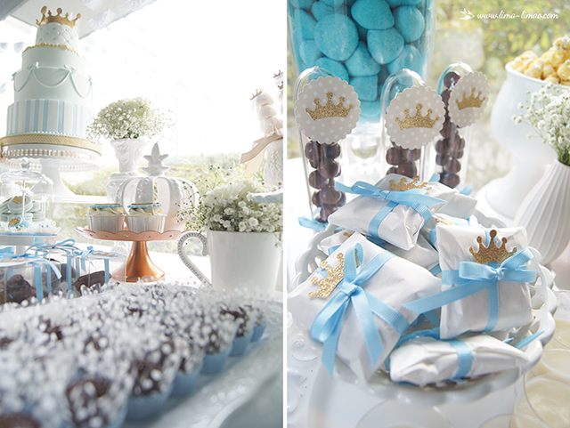 Fit For A Prince Celebration Baby Shower Ideas Themes