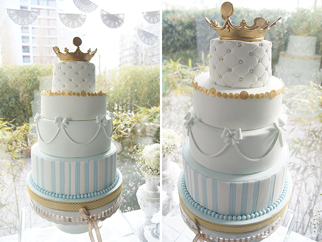 little prince baby shower ideas magnificient cake