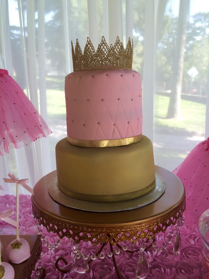 Tutu and Tiara Baby Shower Baby Shower Ideas Themes