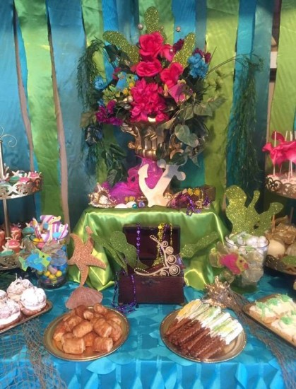 Under the sea baby shower ideas themes games