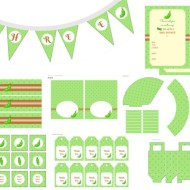 Peas in a Pod Baby Shower Pack