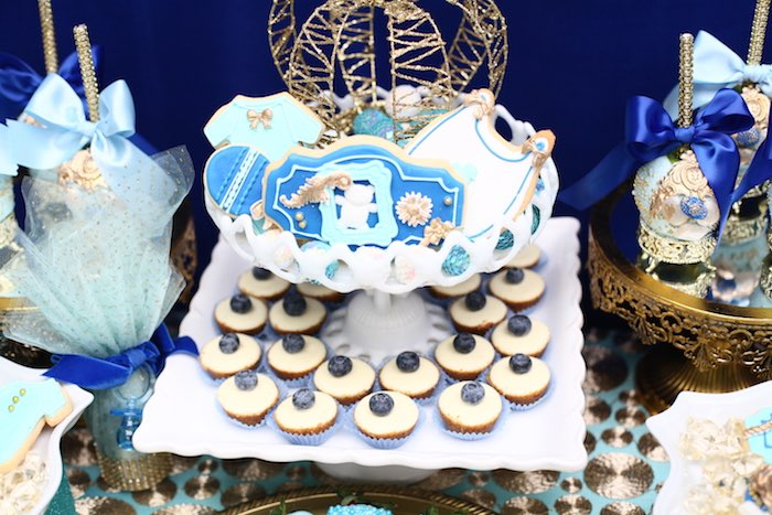... Royal Prince Baby Shower Desserts ...