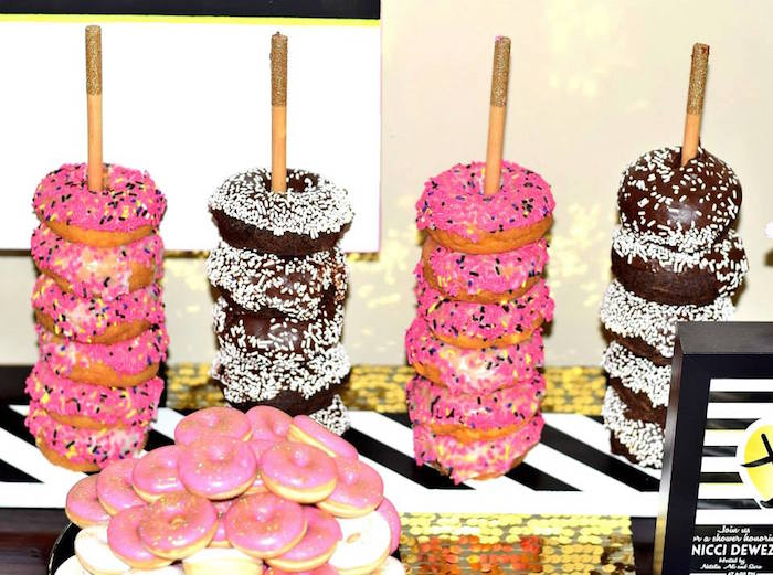 Donuts Baby Shower Ideas Themes Games