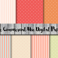 Free Shabby Chic Digital Paper