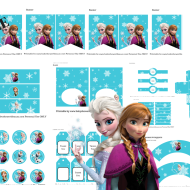 Free Frozen Printable